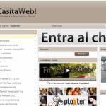 CasitaWeb, compartir y descargar sin limites