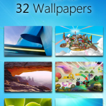 32 wallpapers de Windows 7
