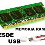 eBoostr: Utiliza tu Memoria USB como memoria RAM