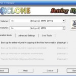XXClone: clonar disco duro en Windows