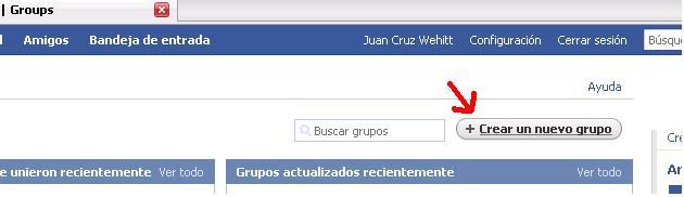click-en-crear-grupo