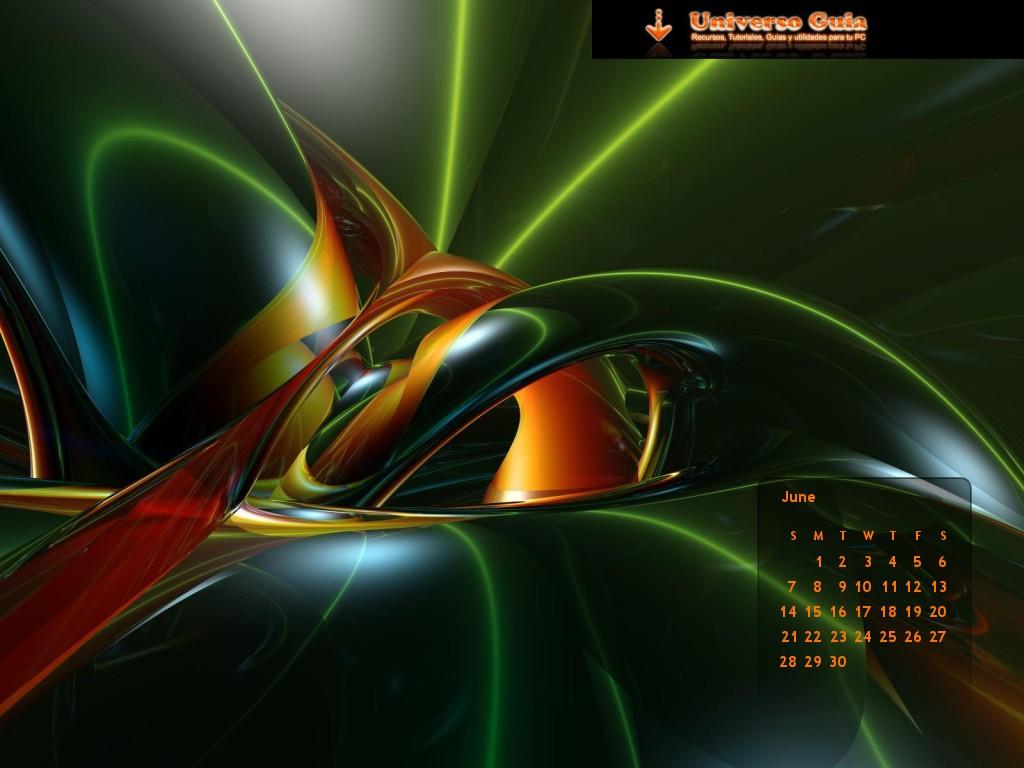 Crear Tu Propio Wallpaper Con Calendario En Forma On Line Universo