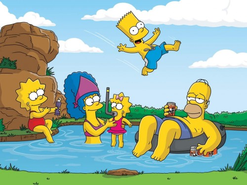 simpsons-family
