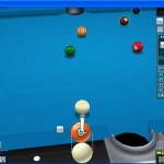 Juega al billar on line con Carom3D