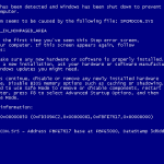 BlueScreenView: analizar errores de la pantalla azul