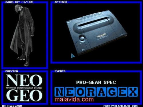 Neo Geo Pc