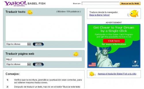 traductor web