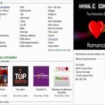 Escuchar radios online por Windows Media Player