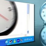 Cambio automatico de hora en la PC