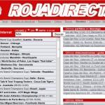 Ver partidos de futbol en Roja Directa