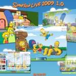 Tema de Los Simpson para el MSN