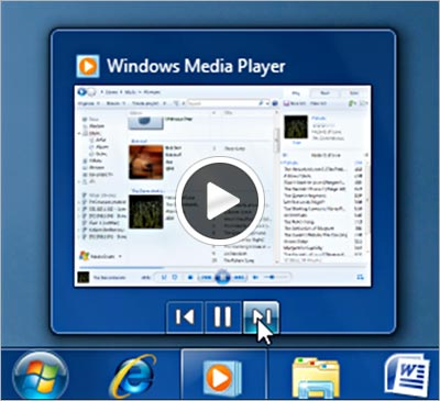 Win 7= Desinstalar el Windows Media Player