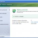 Como Analizar la PC para encontrar virus con Nod32, AVG y Avast