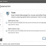 Eliminar virus del msn con Instant Messenger Cleaner