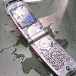 Se mojo mi celular, que hacer?