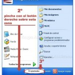 Como borrar Documentos Recientes en Windows XP