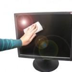 Como limpiar un monitor o pantalla LCD