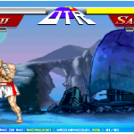 Jugar a Street Fighter II on-line
