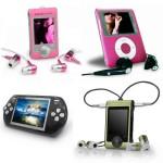Reparar MP3 – MP4 Generico con chip SIGMATEL