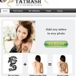 Probarse los tatuajes antes de hacercelos