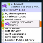 Descargar Skype para Blackberry