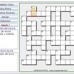 Jugar al Sudoku, crucigramas y sopa de letras on-line