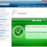 Descargar Mx One antivirus para memoria USB
