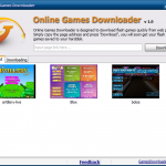 Descargar juegos Flash a la PC con Online Game Downloader
