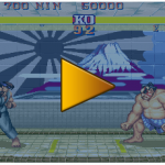 Jugar al Street fighter en Facebook