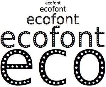 ecofont mac