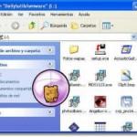 Mascotas virtuales para el escritorio de Win XP