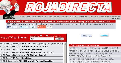 que pasó con ROJADIRECTA.com? | Universo Guia