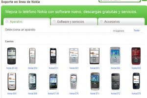 Nokia Latinoamérica - Soporte a productos