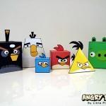 Como se juega Angry Birds