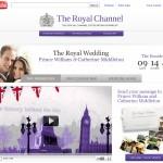 Ver online la boda real del principe Guillermo Williams