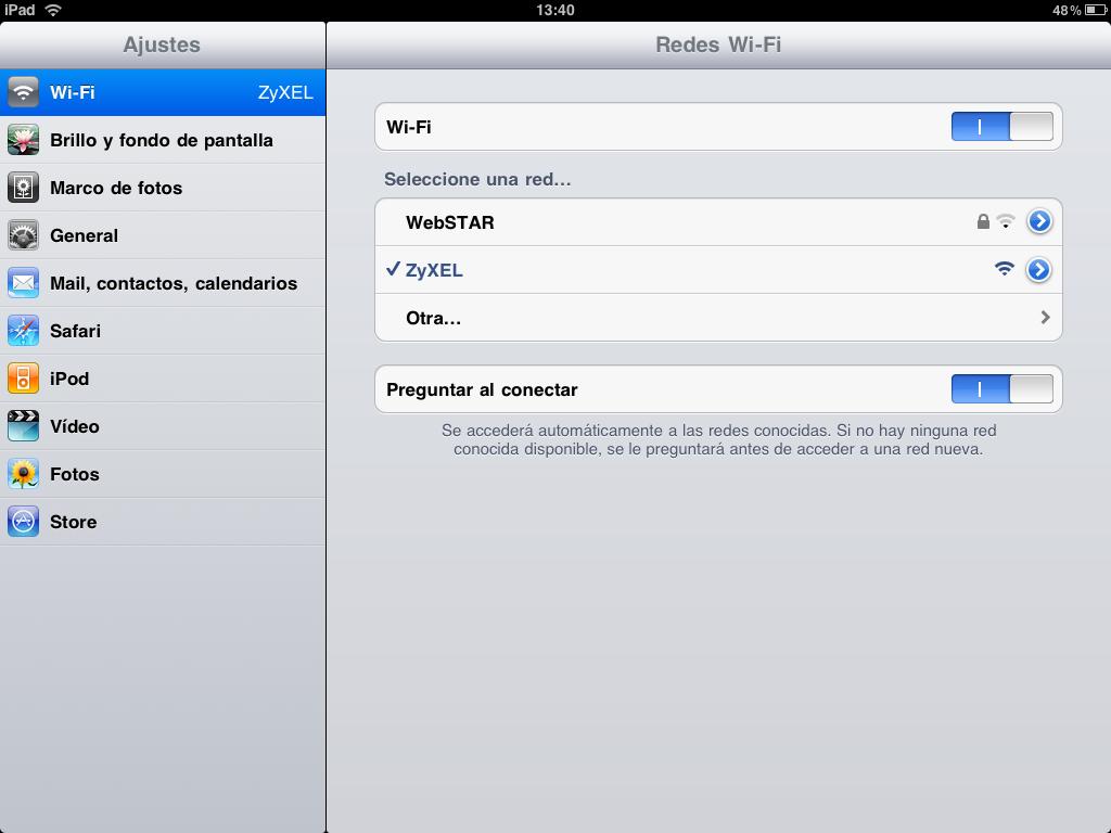 ipad wifi 1