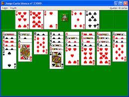 Como Jugar al Carta Blanca de Windows  Universo Guia