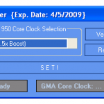 Acelerar tajeta grafica intel GMA con GMABooster