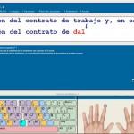 Aprender a escribir rápido en el teclado con Mecanet