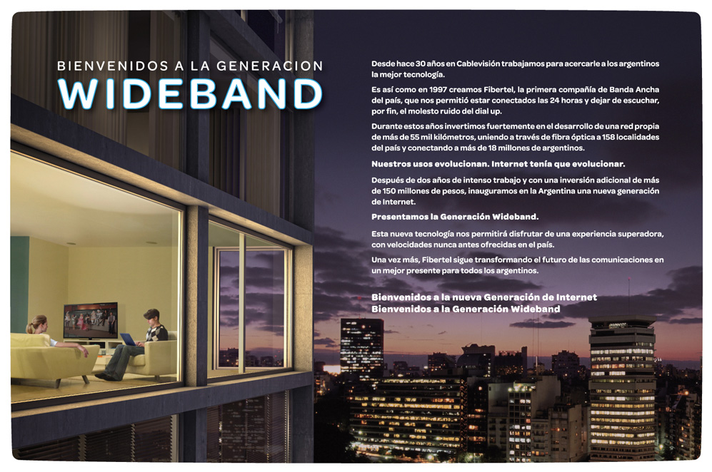 wideband
