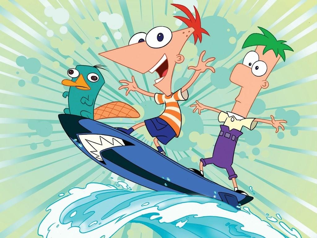 Perry el Ornitorrinco - Phineas y Ferb Wiki - Tu guía en