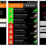 pulWifi: sacar claves wifi para conectarse a internet desde el celular