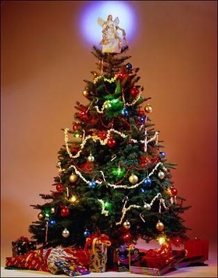Arbol de navidad 3 universo guia Disenos de arboles de navidad