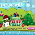Descargar Emoticonos de navidad para el MSN