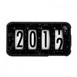 odometro feliz año nuevo 2012