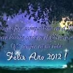 postal año nuevo 2012
