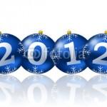 postales año nuevo 2012