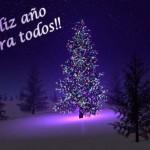 postales año nuevo 2012 navidad