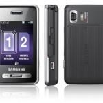 Pack de juegos para el Samsung D980