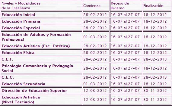Calendar audition and contactos messenger en argentina